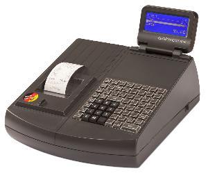 Die QMP 2000 elektronische Registrierkasse